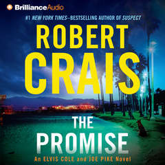 The Promise Audiobook, by Robert Crais