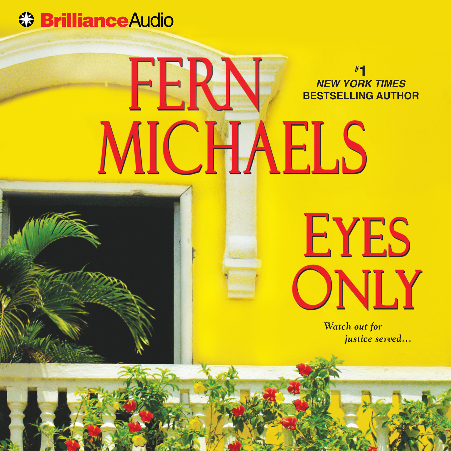 Printable Eyes Only Audiobook Cover Art
