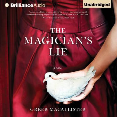The Magicians Lie: A Novel Audiobook, by Greer Macallister