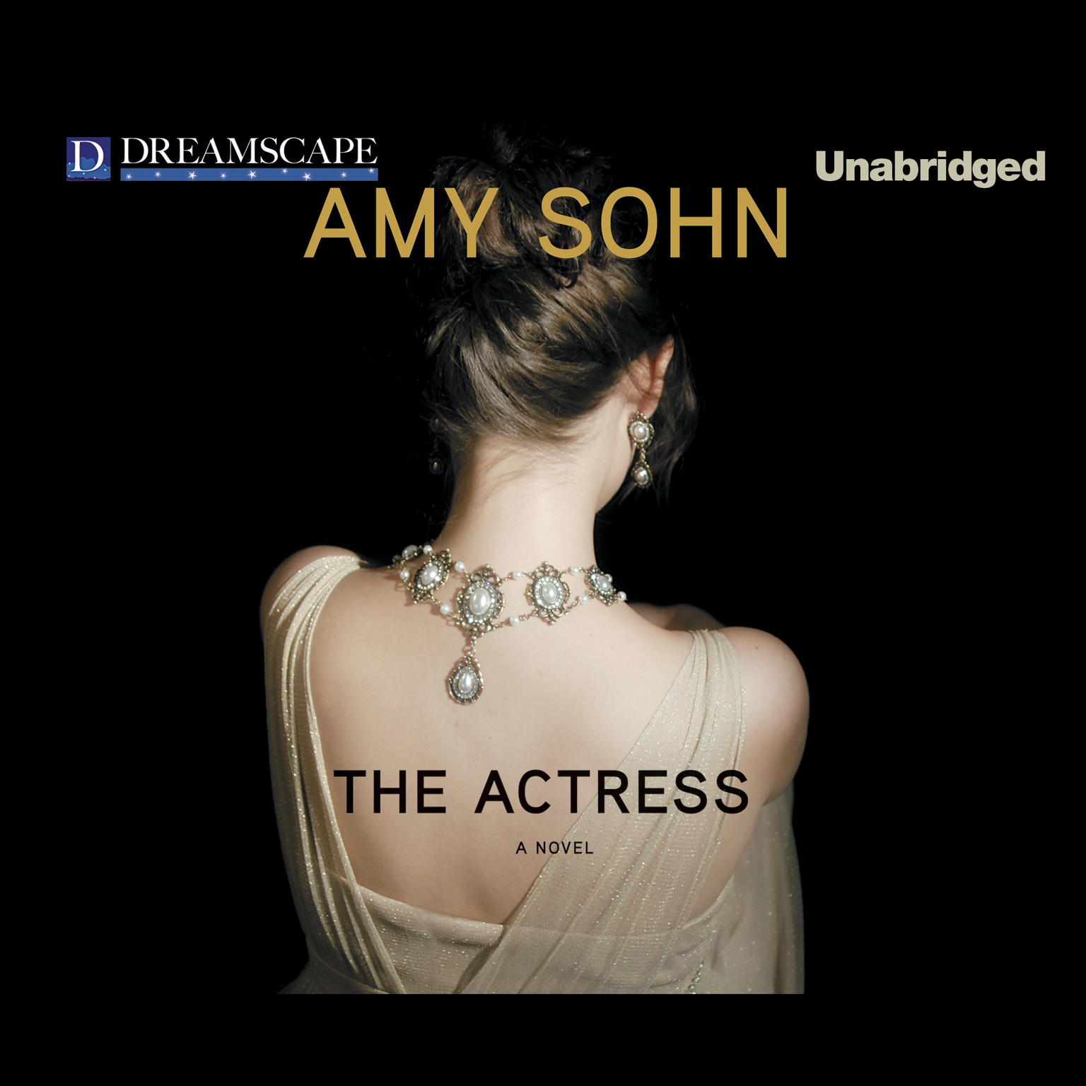 Printable The Actress Audiobook Cover Art