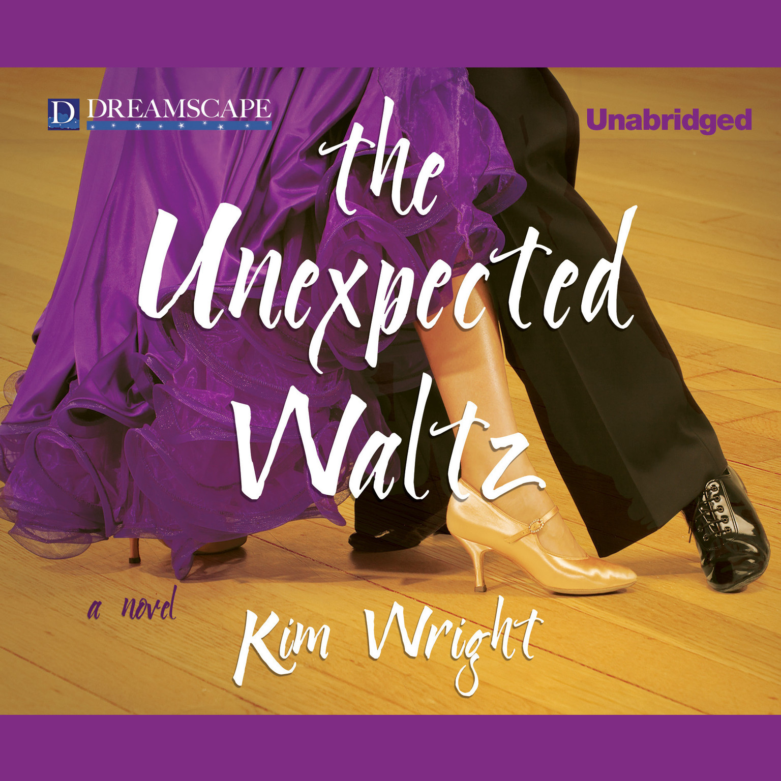 Printable The Unexpected Waltz Audiobook Cover Art