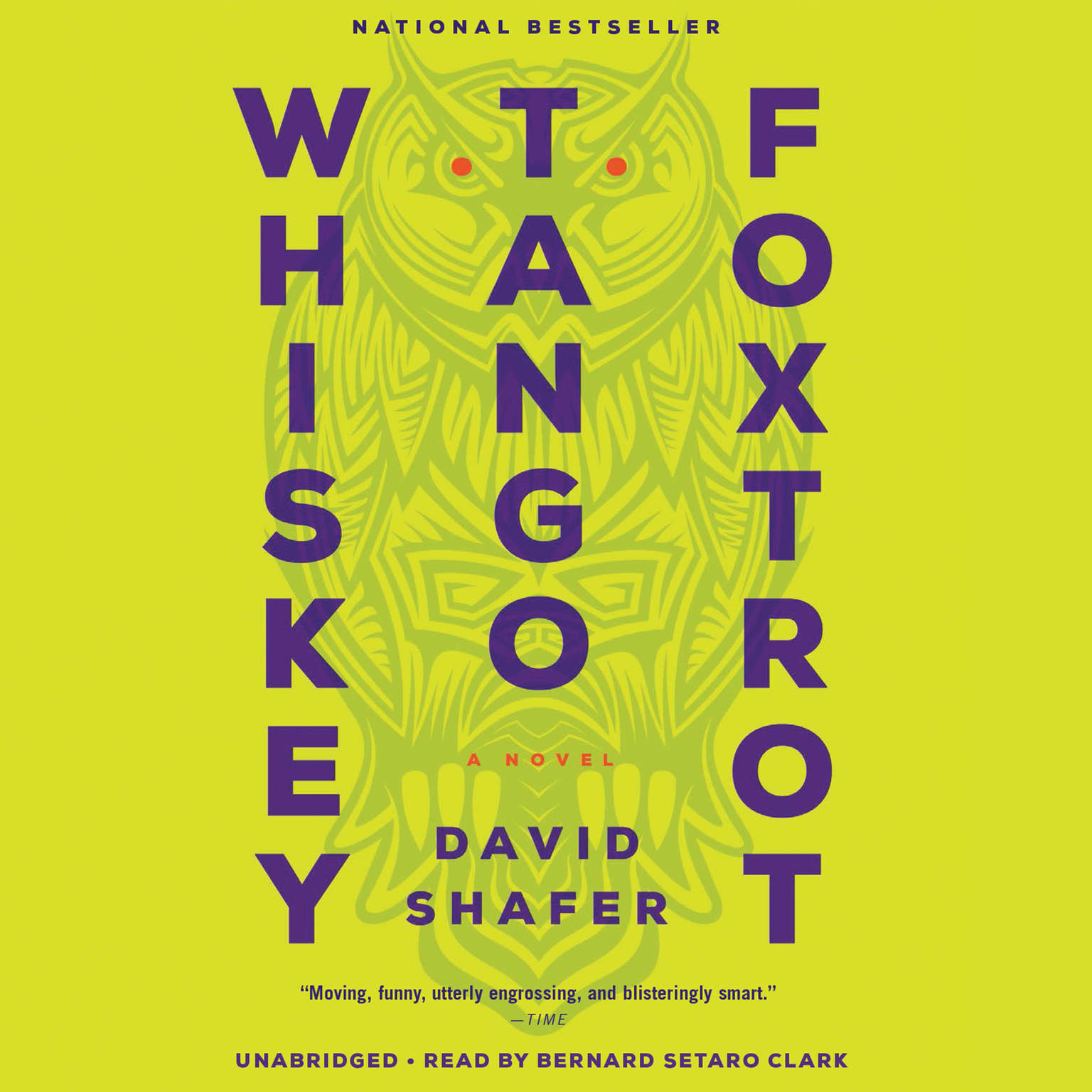 Printable Whiskey Tango Foxtrot: A Novel Audiobook Cover Art