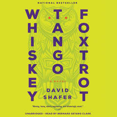 Whiskey Tango Foxtrot: A Novel Audiobook, by David Shafer