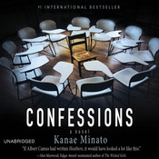 Confessions: A Novel Audiobook, by Kanae Minato