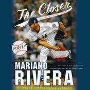 The Closer : Young Readers Edition Audiobook, by Mariano Rivera
