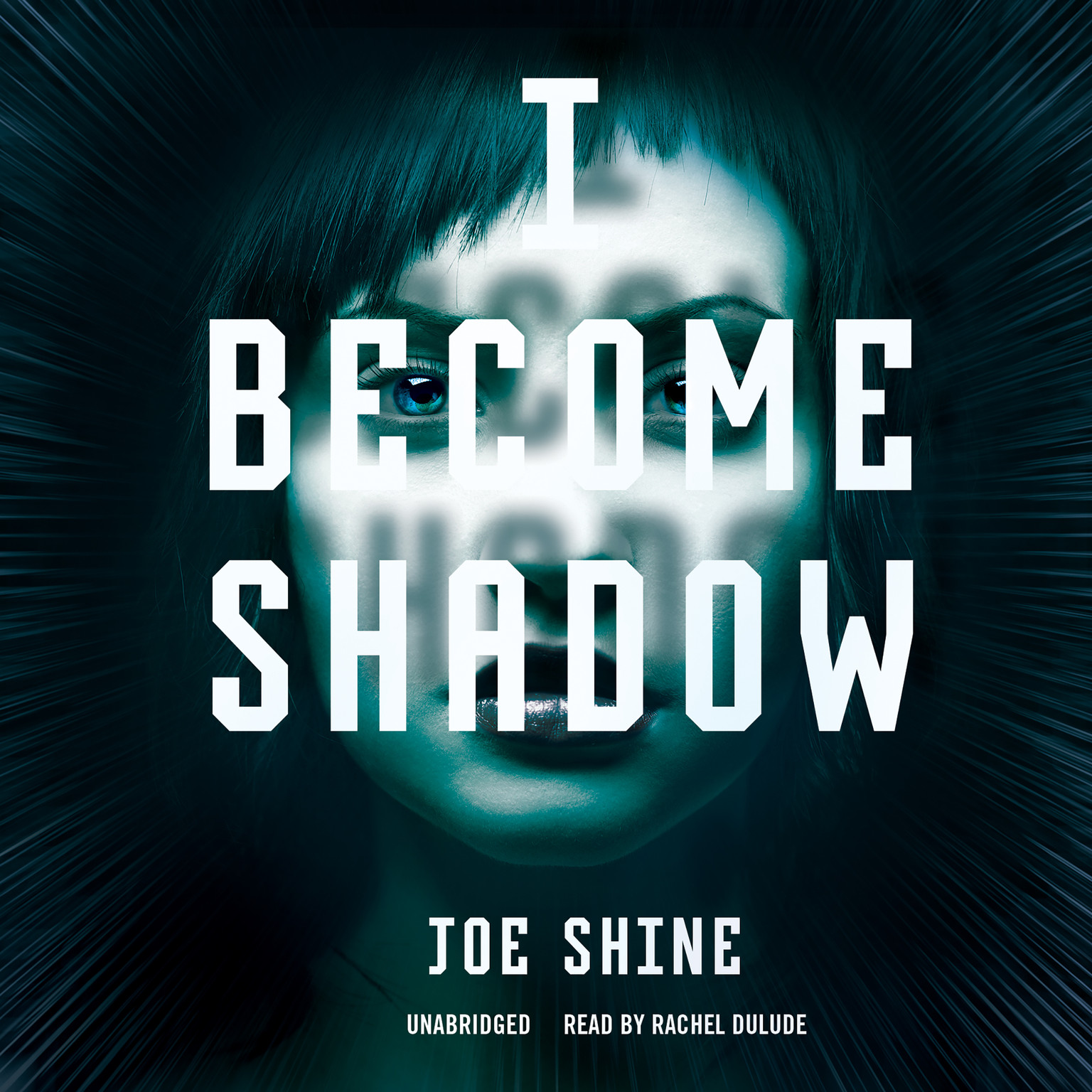 Printable I Become Shadow Audiobook Cover Art