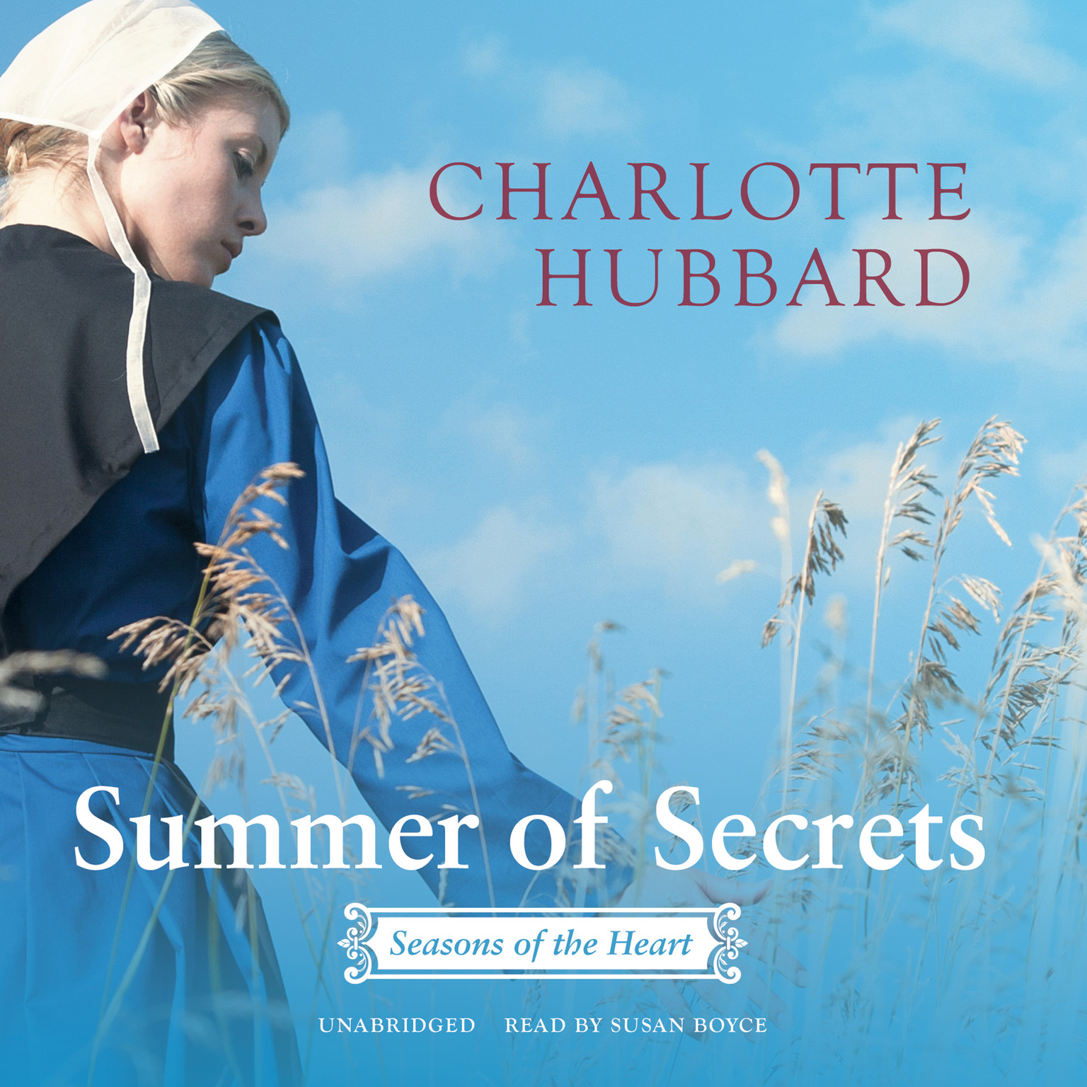 Printable Summer of Secrets: Seasons of the Heart Audiobook Cover Art