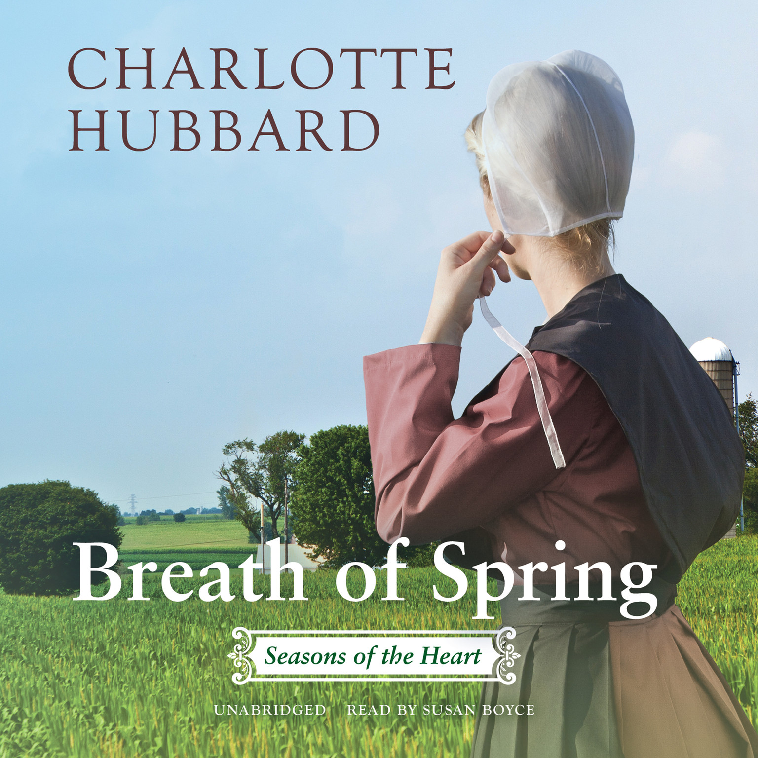 Printable Breath of Spring: Seasons of the Heart Audiobook Cover Art