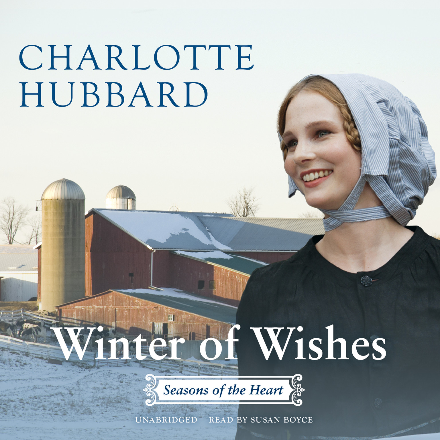 Printable Winter of Wishes: Seasons of the Heart Audiobook Cover Art