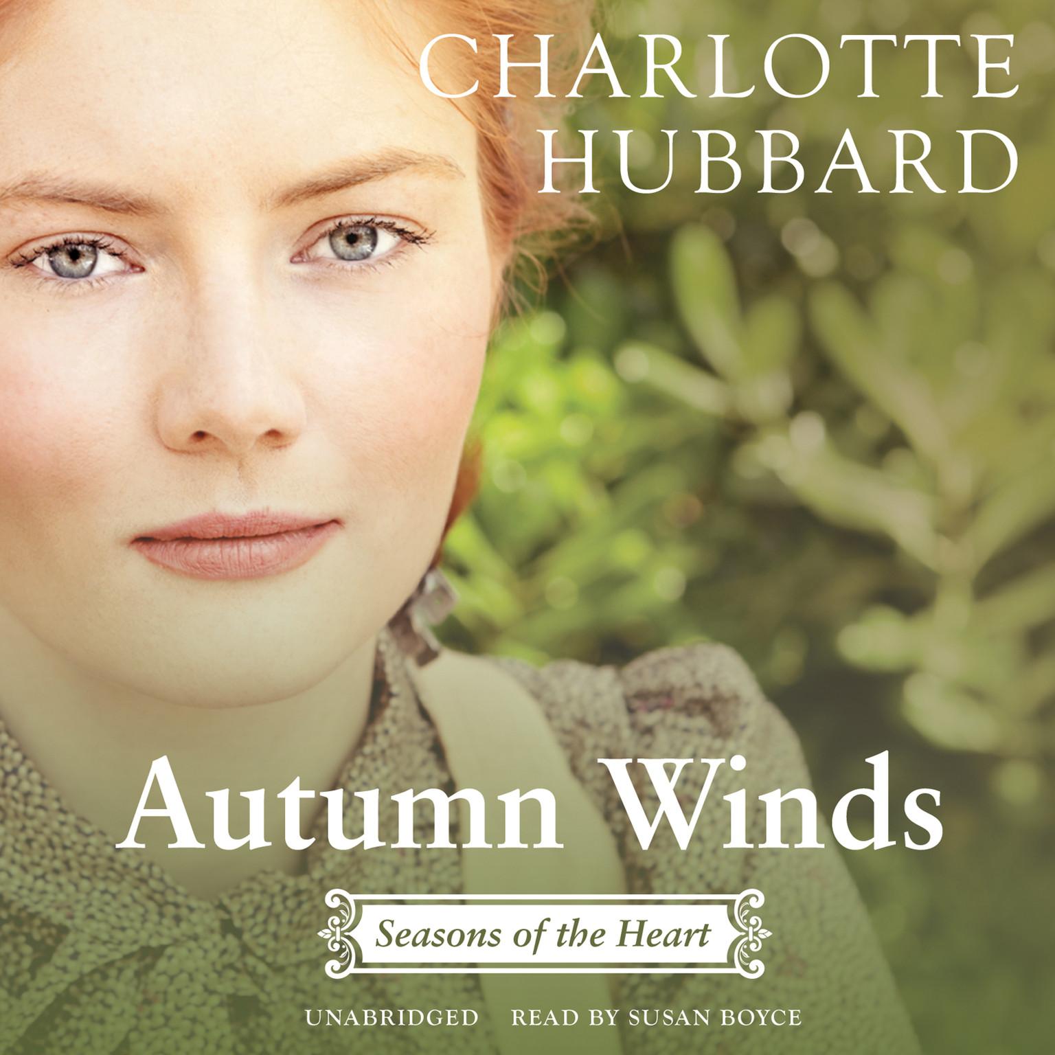 Printable Autumn Winds: Seasons of the Heart Audiobook Cover Art