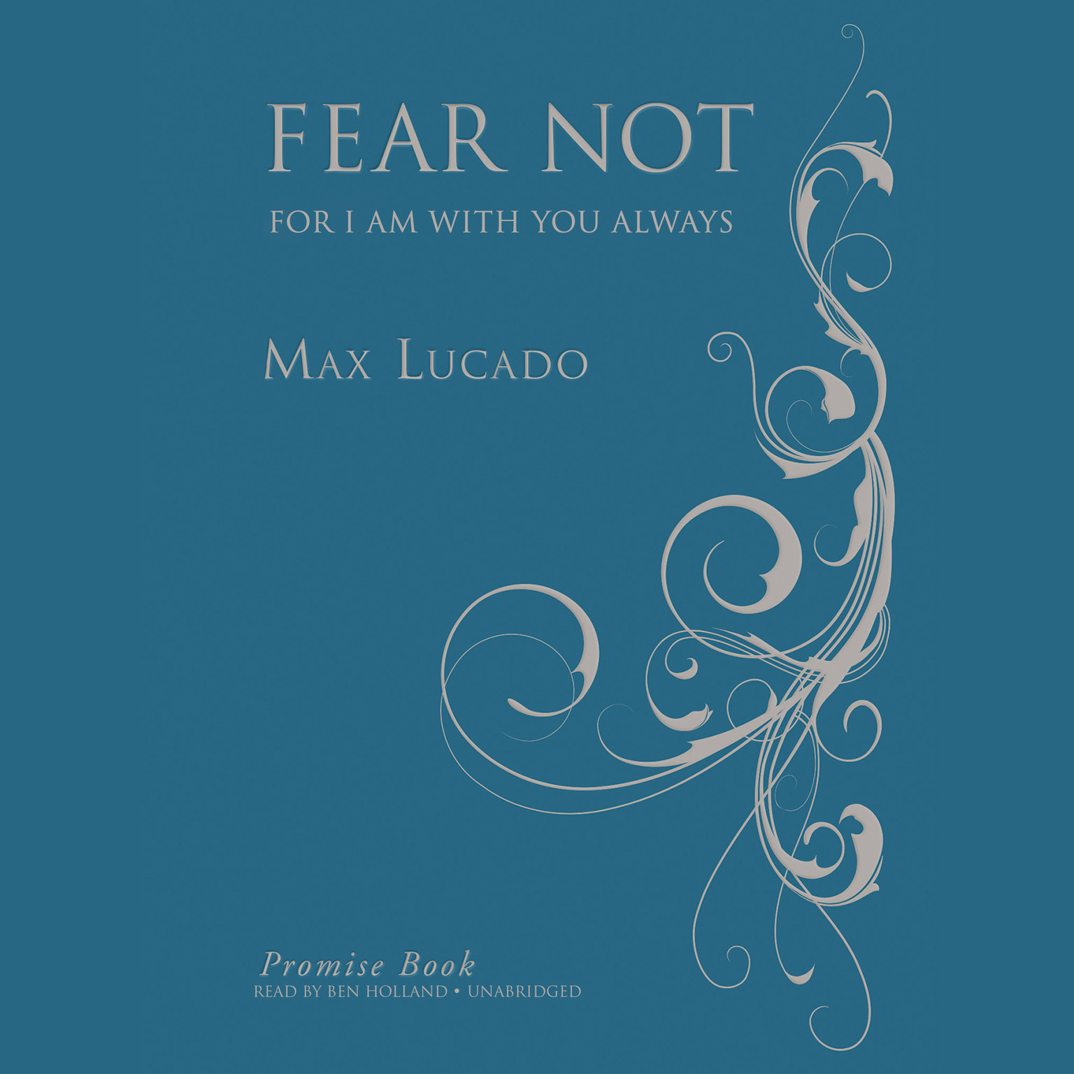 Printable Fear Not Promise Book: For I Am with You Always Audiobook Cover Art