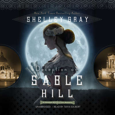 Deception on Sable Hill Audiobook, by Shelley Shepard Gray