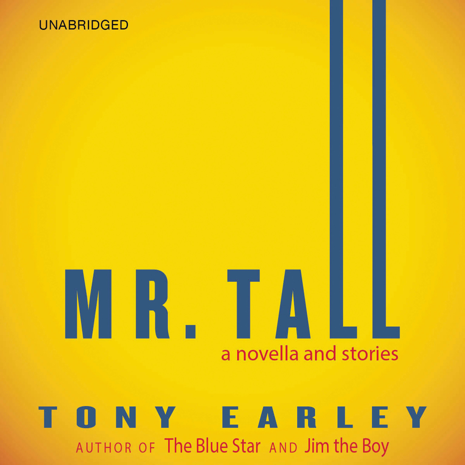 Printable Mr. Tall: A Novella and Stories Audiobook Cover Art