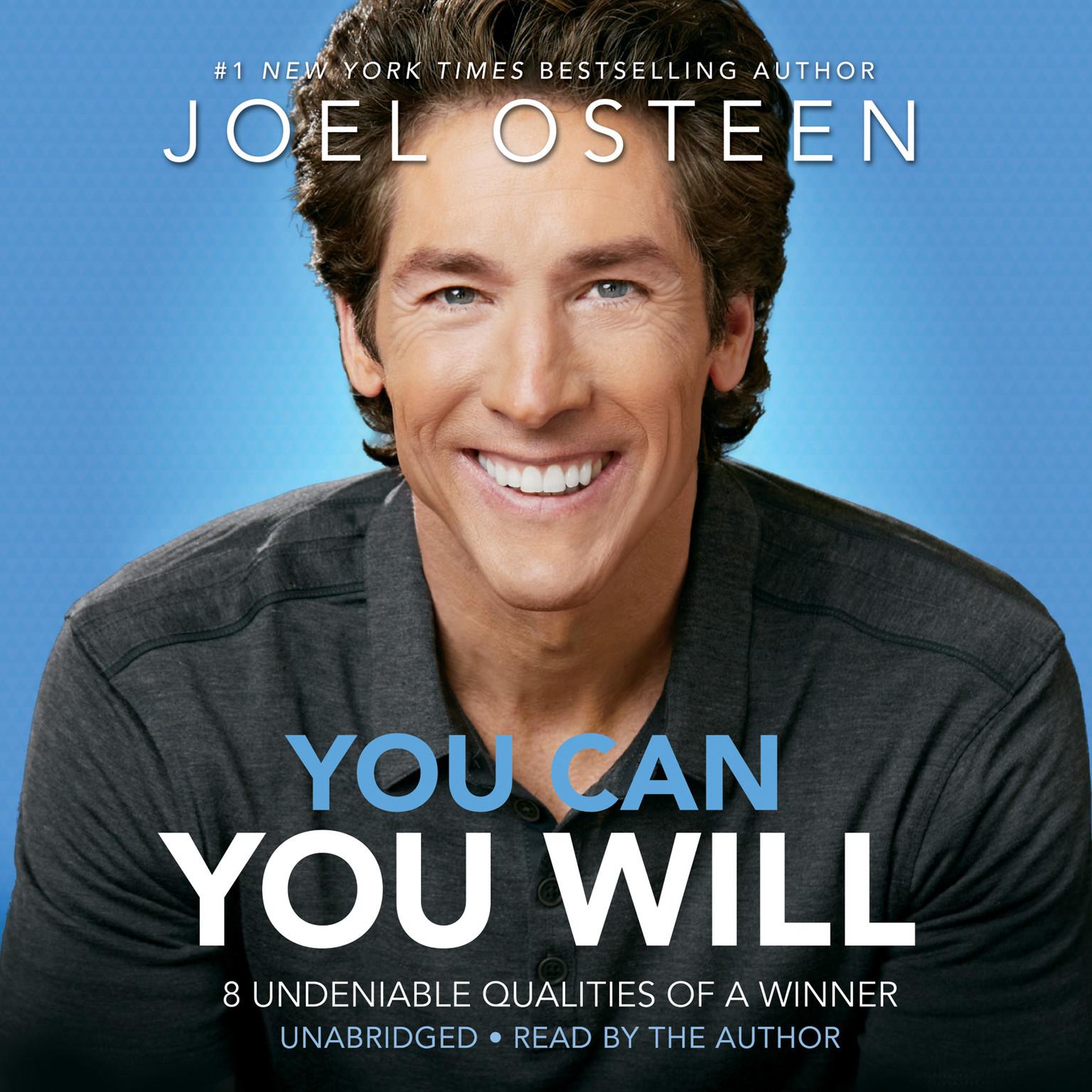 Printable You Can, You Will: 8 Undeniable Qualities of a Winner Audiobook Cover Art