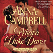 What a Duke Dares, by Anna Campbell