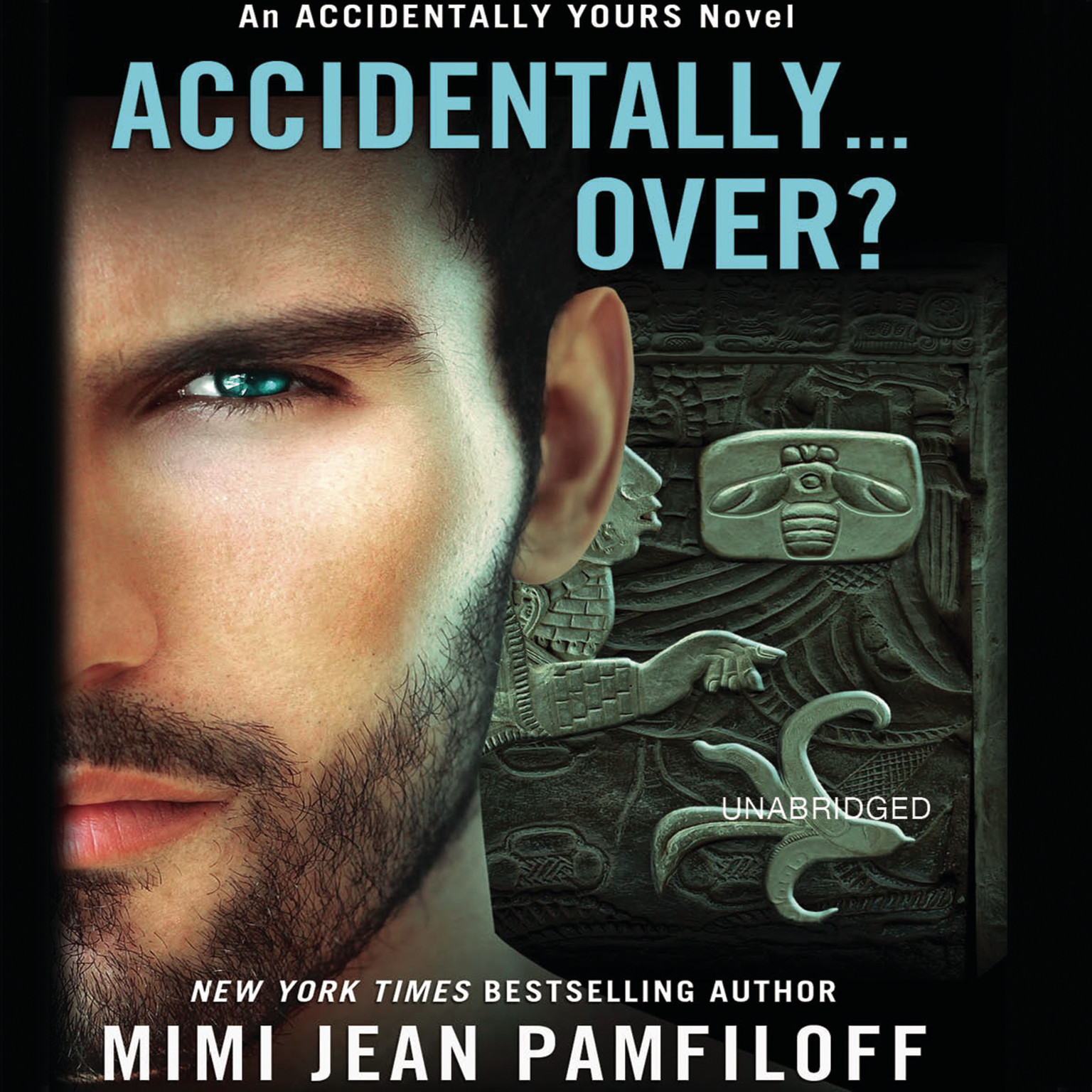 Printable Accidentally … Over? Audiobook Cover Art