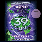 Flashpoint Audiobook, by Gordon Korman
