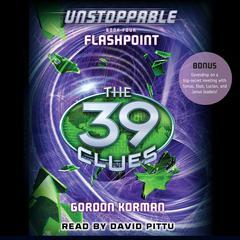 Flashpoint Audiobook, by Gordon Korman