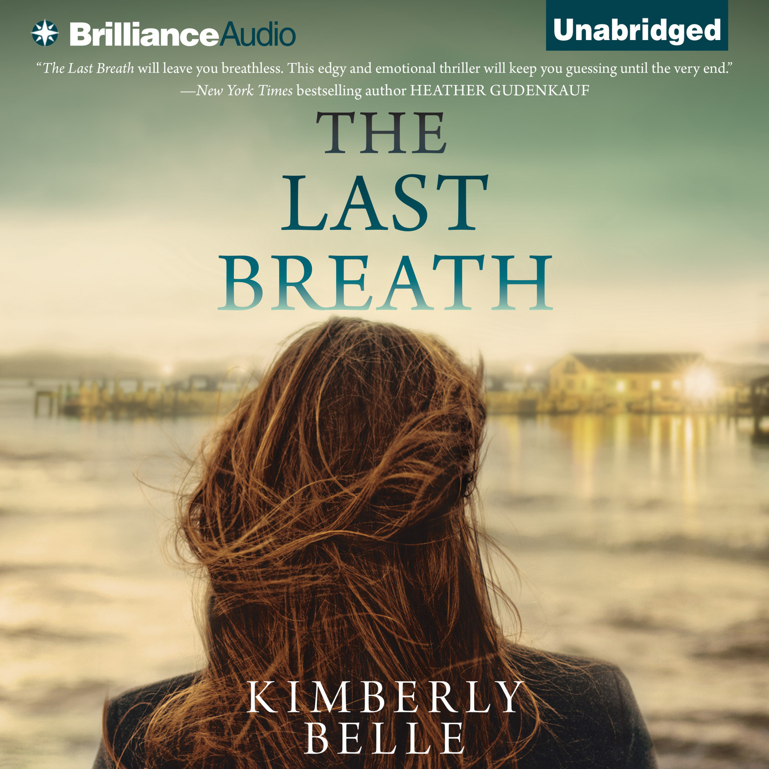 Printable The Last Breath Audiobook Cover Art