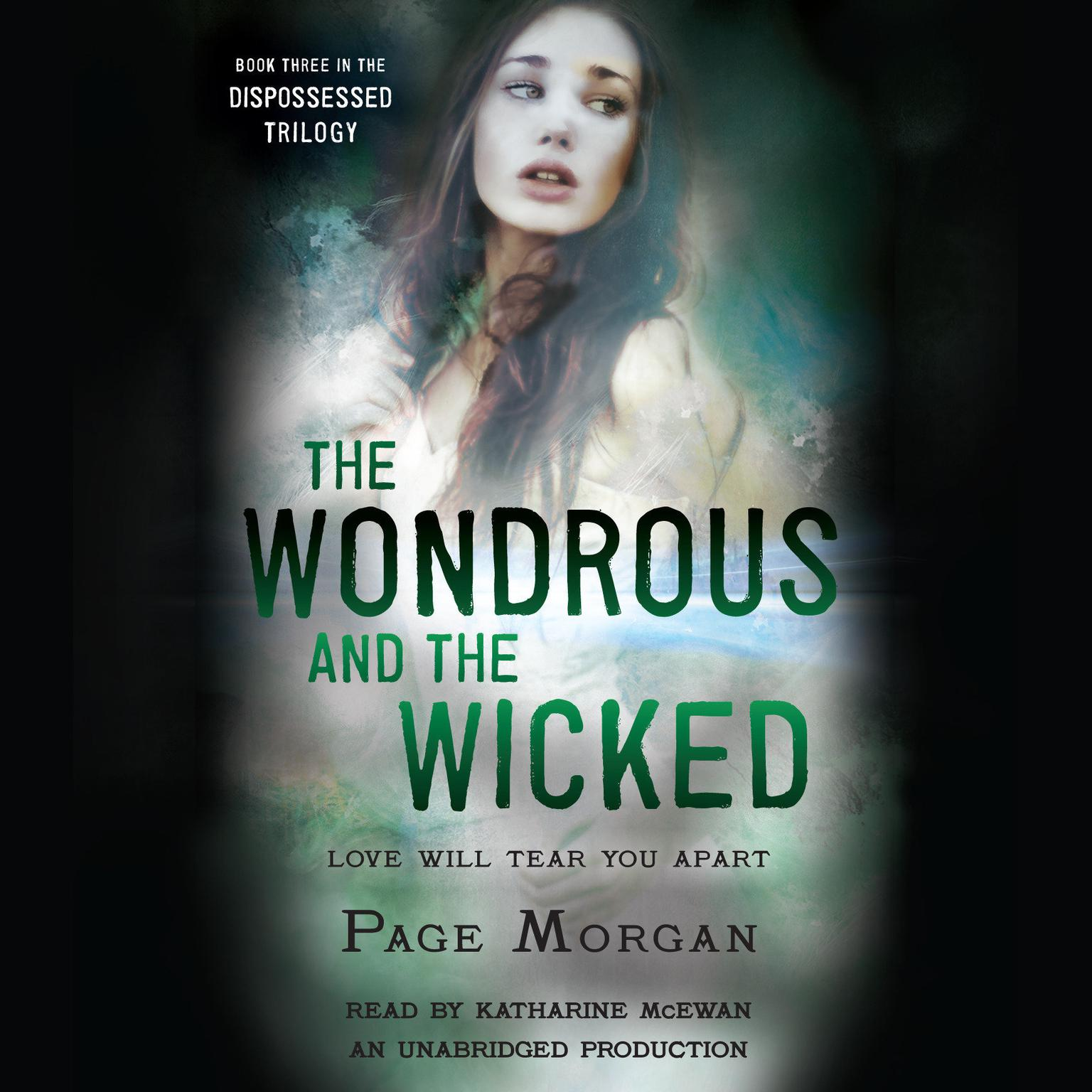 Printable The Wondrous and the Wicked Audiobook Cover Art