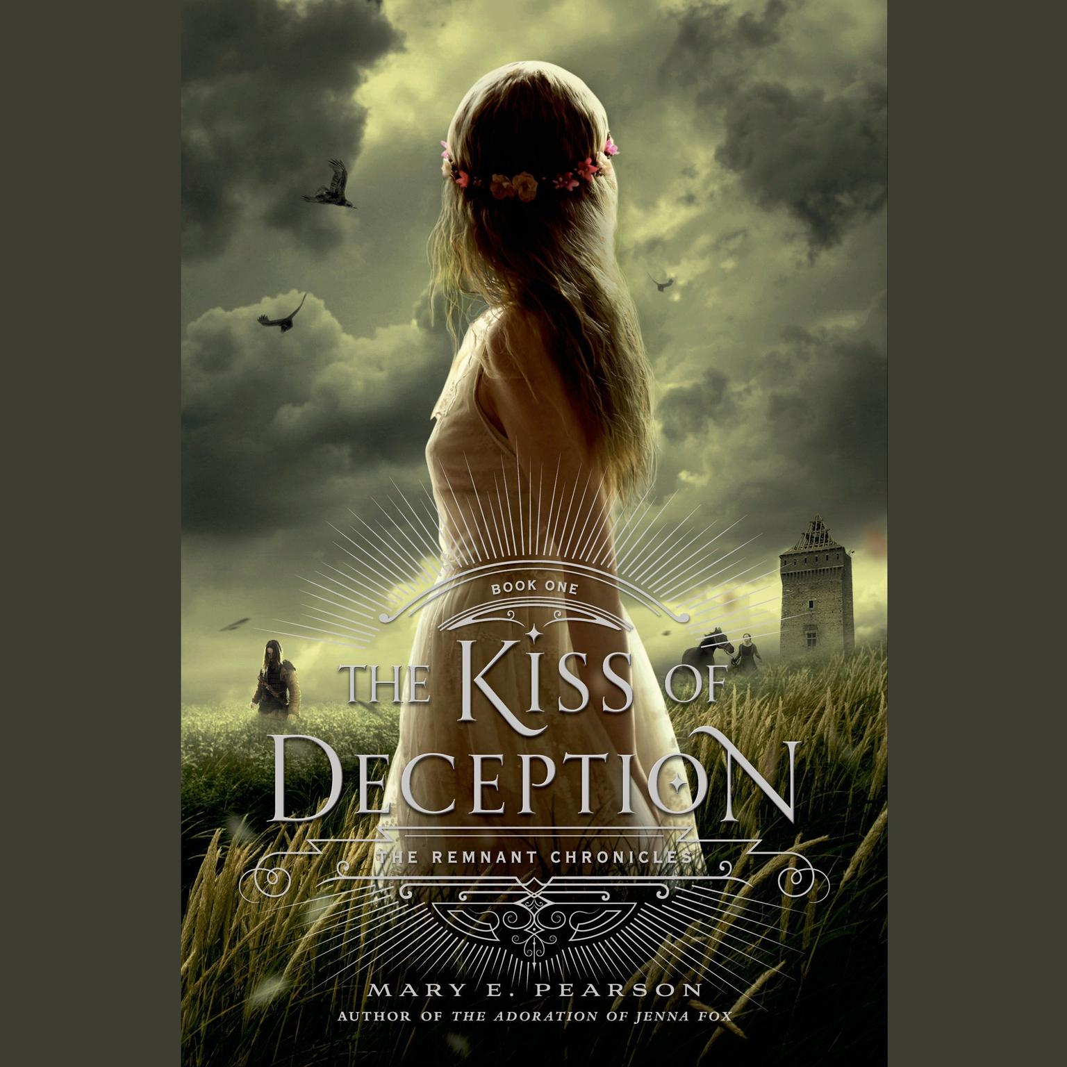 Printable The Kiss of Deception Audiobook Cover Art