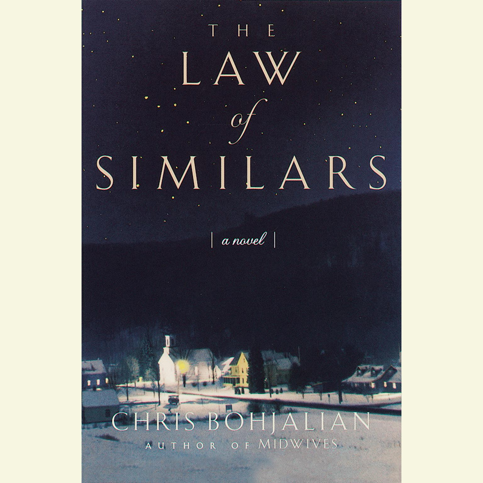 Printable The Law of Similars: A Novel Audiobook Cover Art