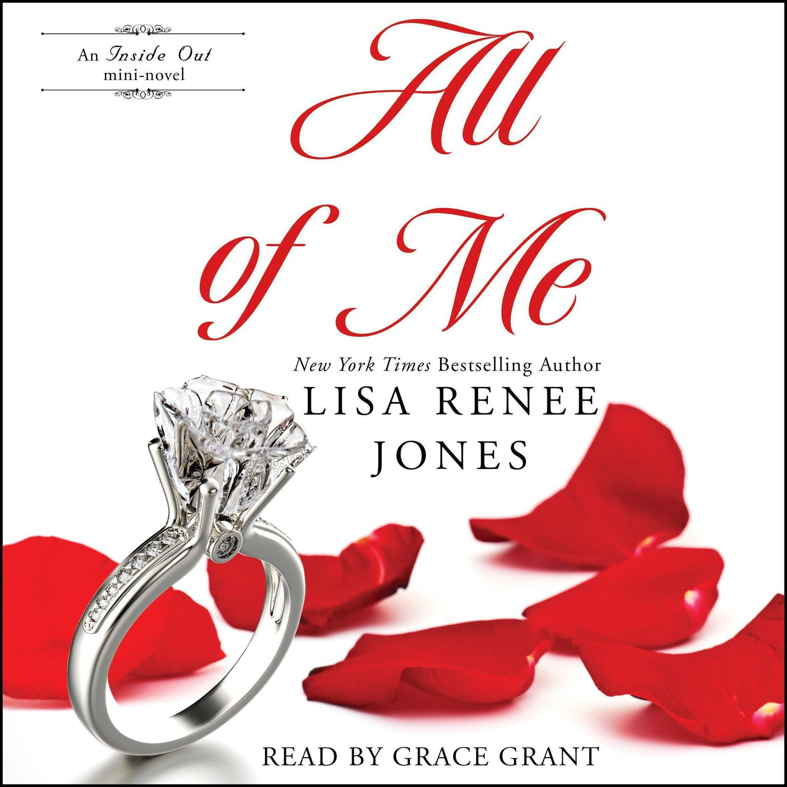 Printable All of Me Audiobook Cover Art