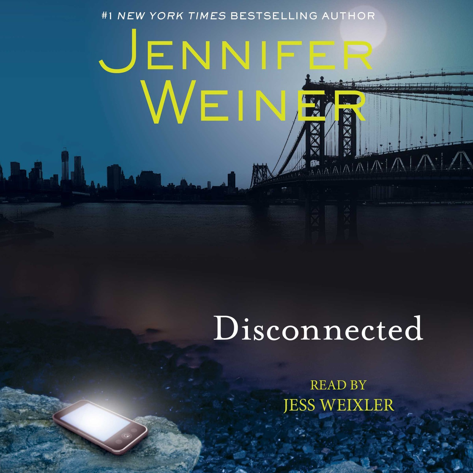Printable Disconnected: An eShort Story Audiobook Cover Art