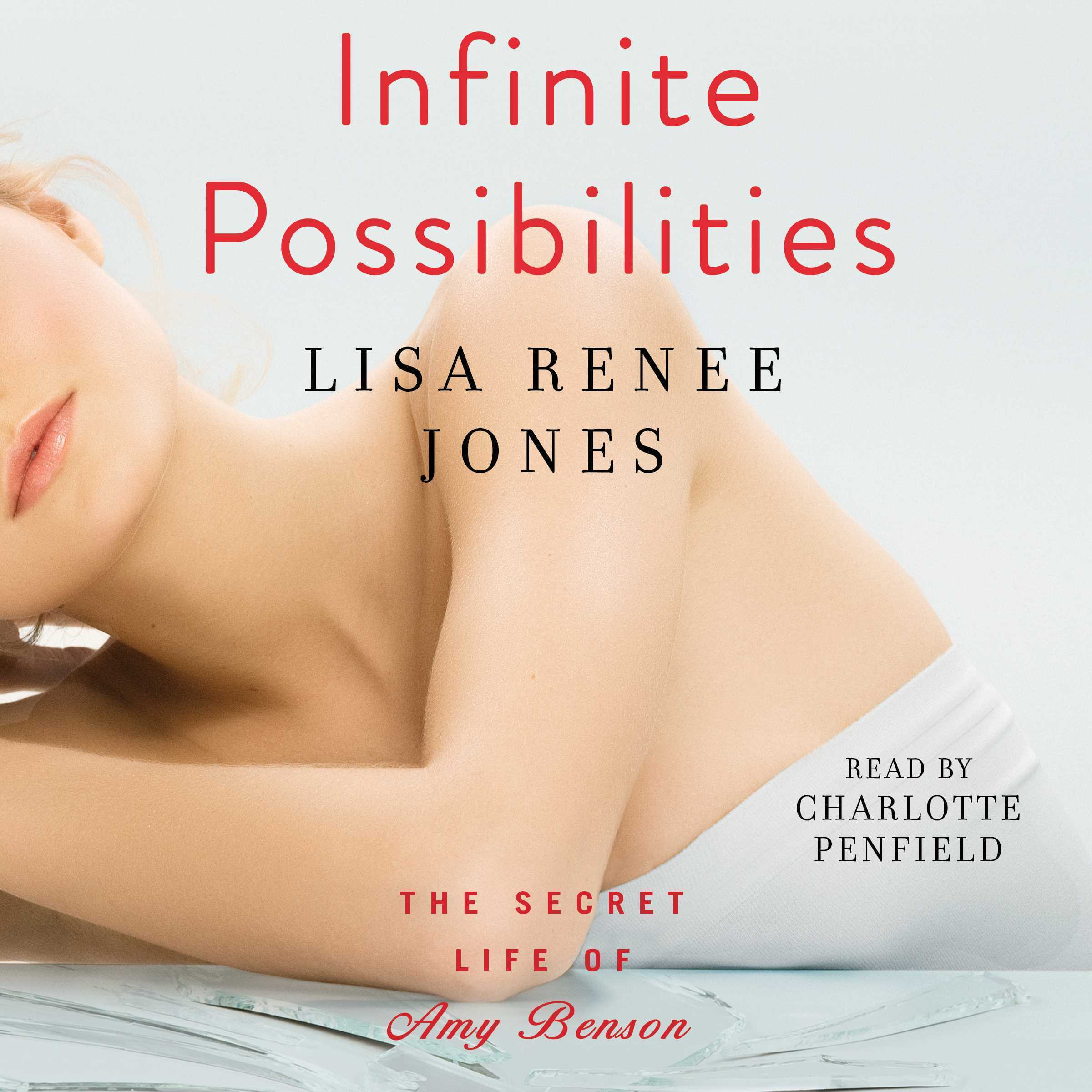 Printable Infinite Possibilities Audiobook Cover Art