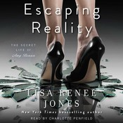 Escaping Reality: The Secret Life of Amy Bensen, by Lisa Renee Jones