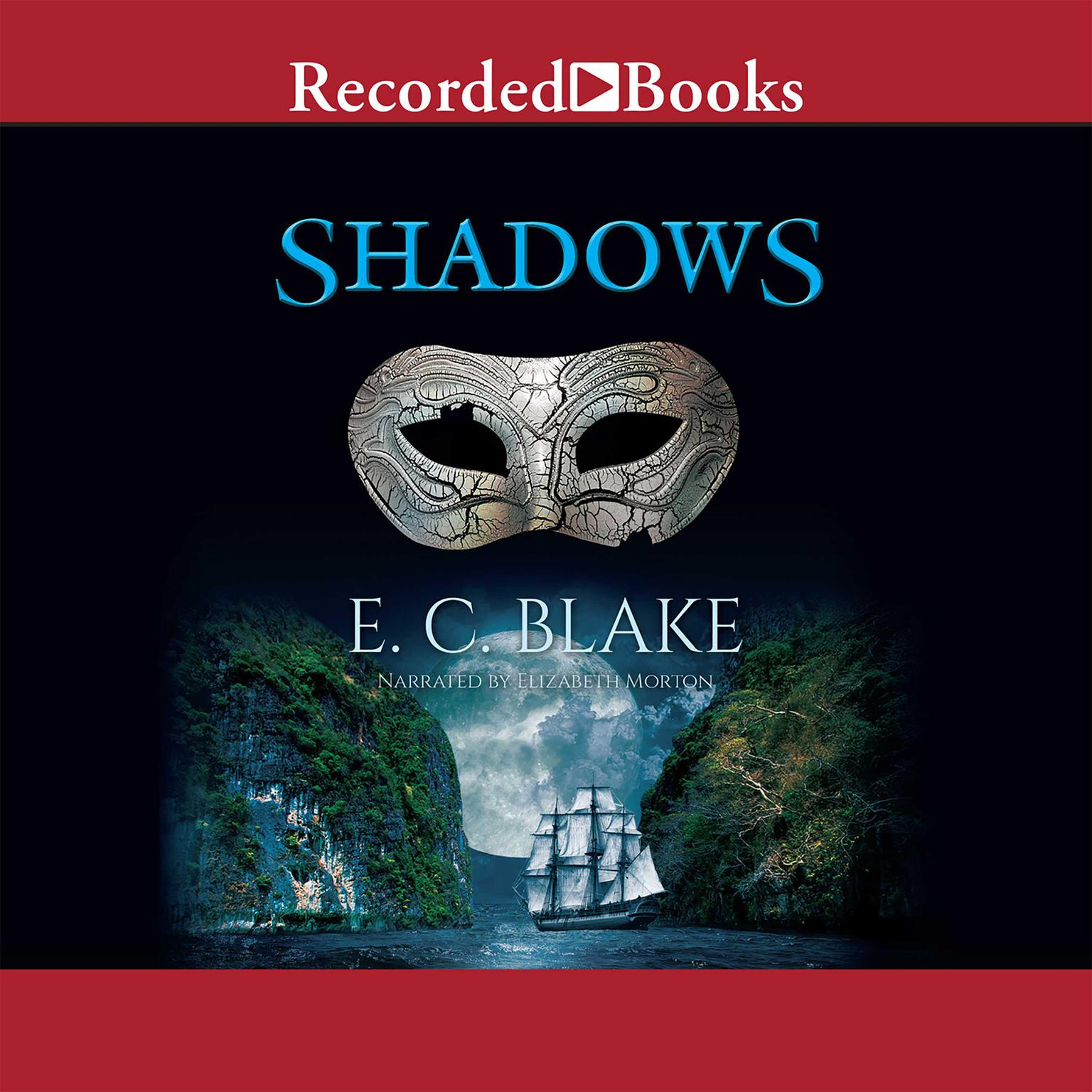 Printable Shadows Audiobook Cover Art