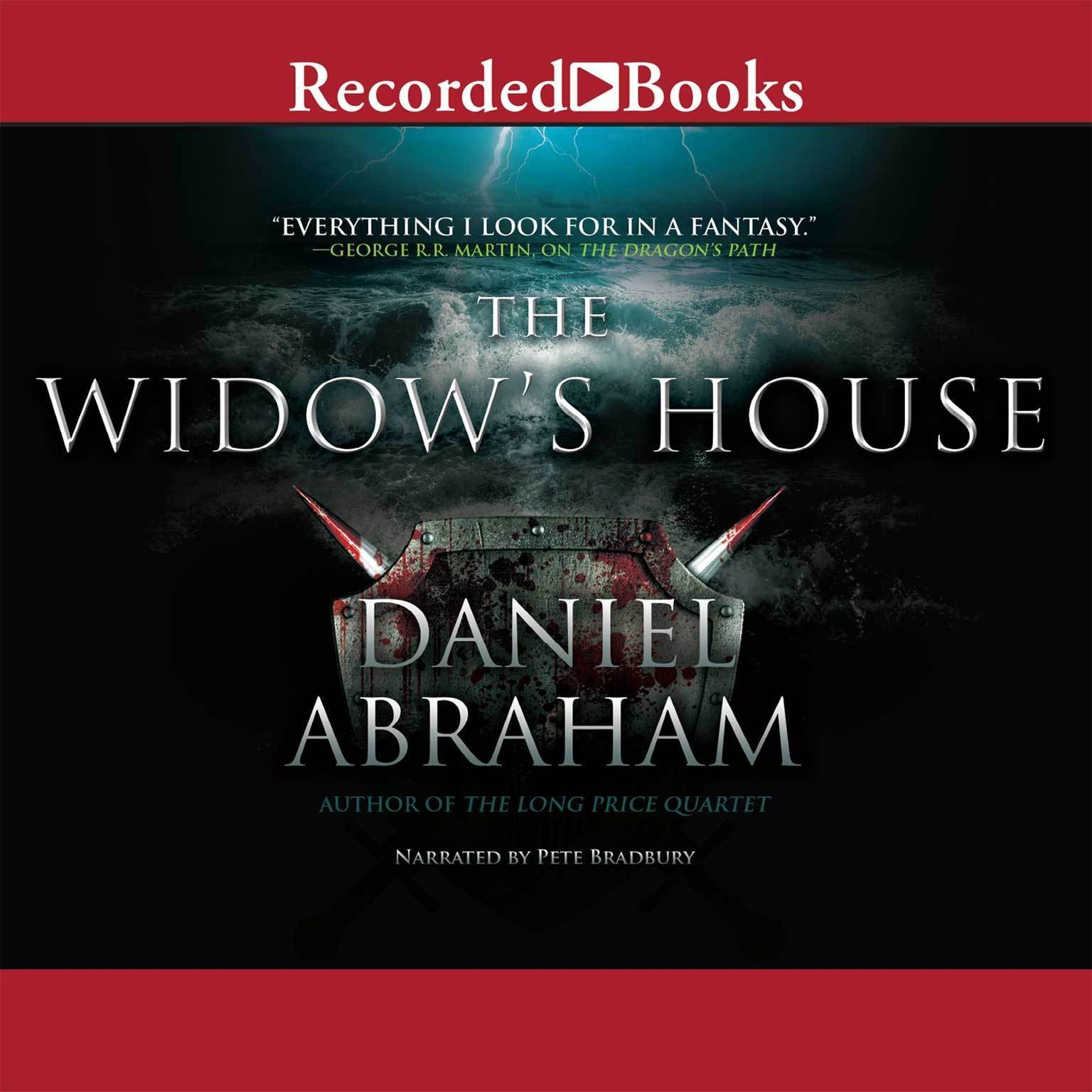 Printable The Widow's House Audiobook Cover Art
