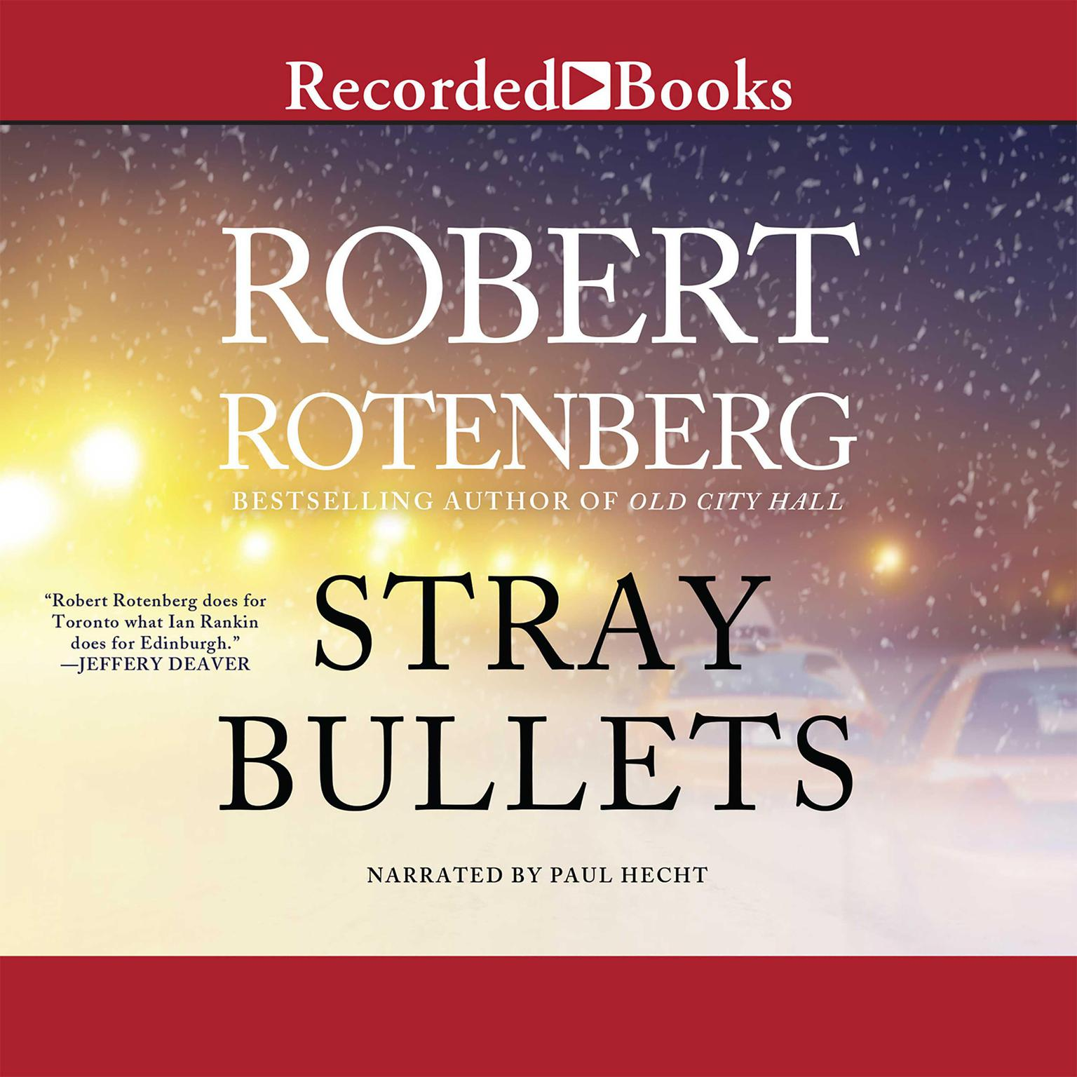 Printable Stray Bullets Audiobook Cover Art