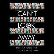 Can't Look Away Audiobook, by Donna Cooner