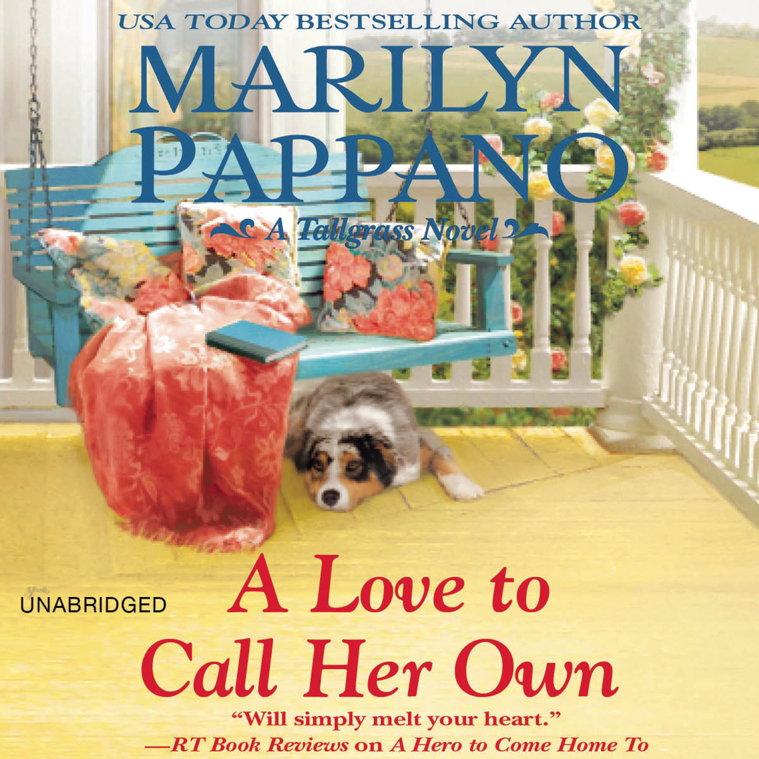 Printable A Love to Call Her Own Audiobook Cover Art
