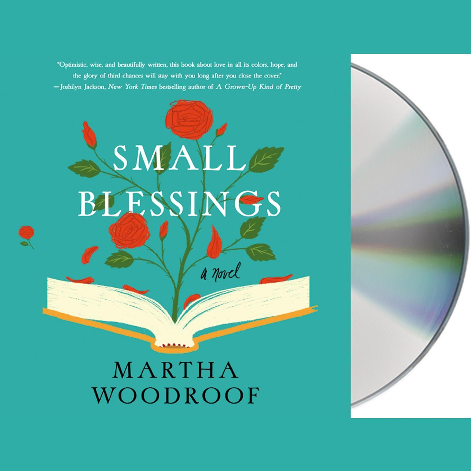 Printable Small Blessings: A Novel Audiobook Cover Art