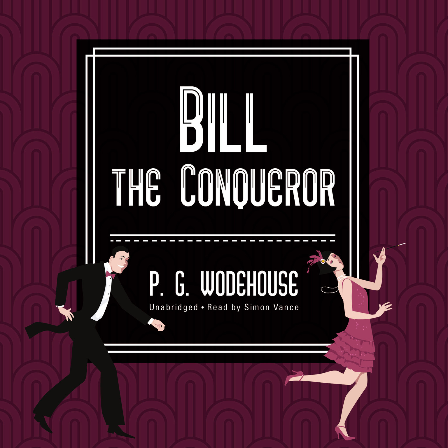 Printable Bill the Conqueror Audiobook Cover Art