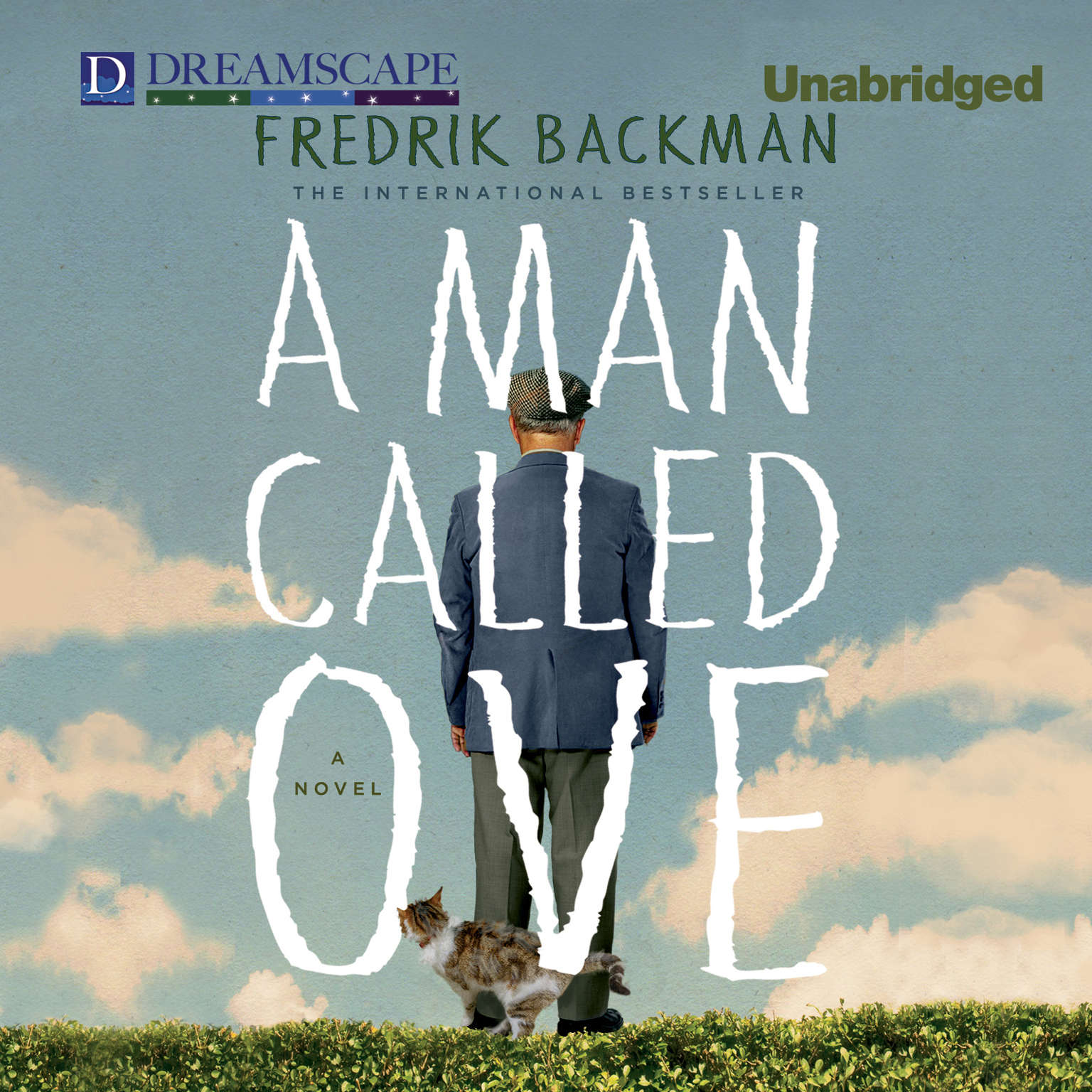Printable A Man Called Ove: A Novel Audiobook Cover Art