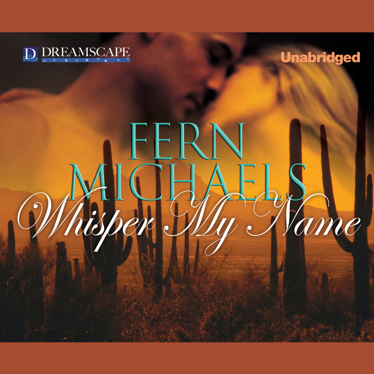 Printable Whisper My Name Audiobook Cover Art