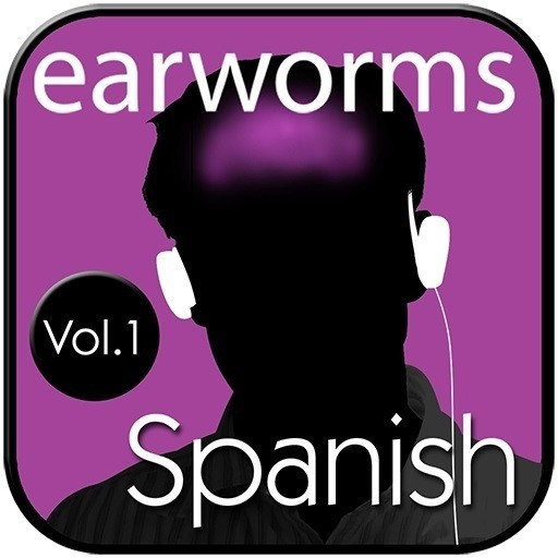 Printable Rapid Spanish (European), Vol. 1 Audiobook Cover Art