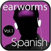 Rapid Spanish (European), Vol. 1, by Earworms Learning