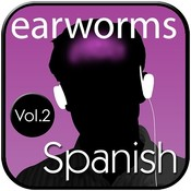 Rapid Spanish (European), Vol. 2, by Earworms Learning
