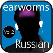 Rapid Russian, Vol. 2 Audiobook, by Earworms Learning