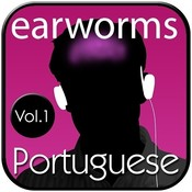 Rapid Portuguese, Vol. 1, by Earworms Learning