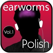 Rapid Polish, Vol. 1 Audiobook, by Earworms Learning