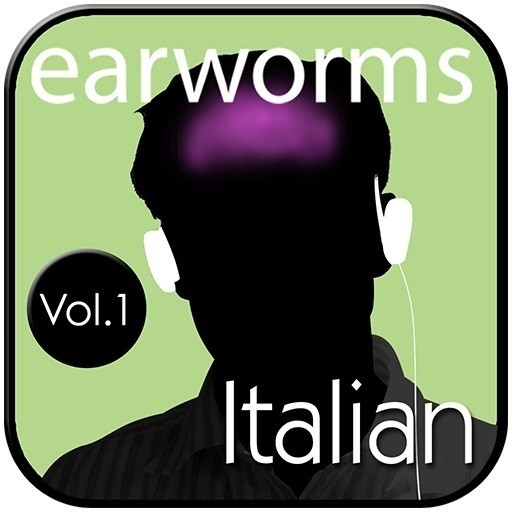 Printable Rapid Italian, Vol. 1 Audiobook Cover Art