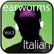 Rapid Italian, Vol. 3, by Earworms Learning