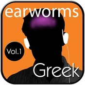 Rapid Greek, Vol. 1, by Earworms Learning