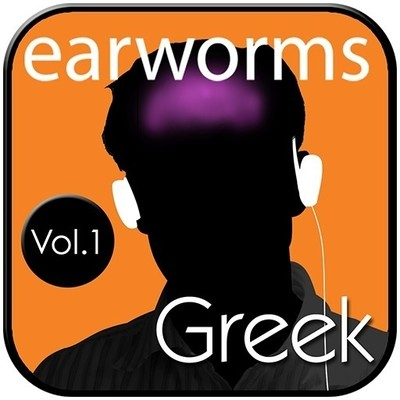 Rapid Greek, Vol. 1 Audiobook, by Earworms Learning