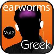 Rapid Greek, Vol. 2 Audiobook, by Earworms Learning